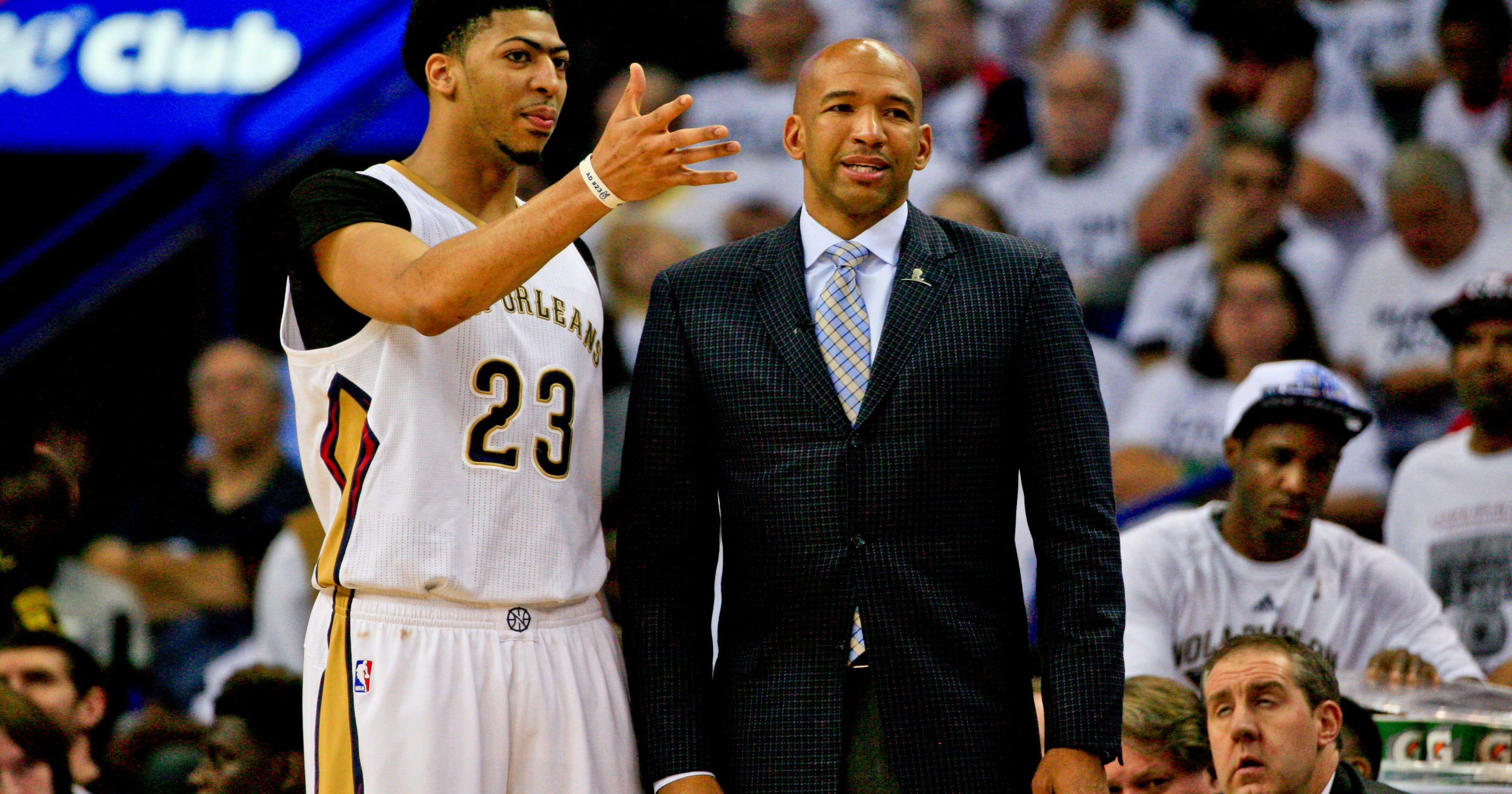 fa5c2265b4cd What s next for Anthony Davis and the Pelicans