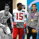 When athletes share their battles with mental illness
