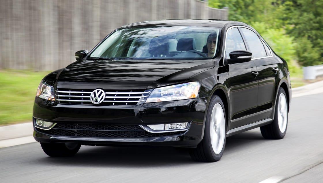 2015 Volkswagen Passat Is Fast Roomy Amp Economical