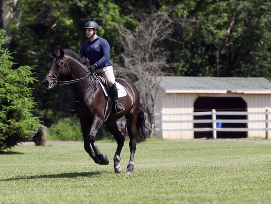 Centenary Celebrates Month Of The Horse