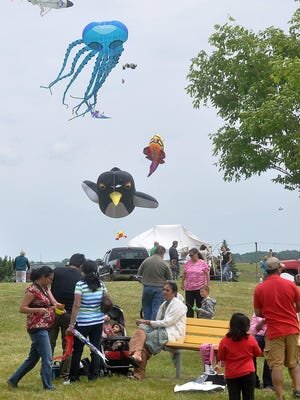 The 11th annual Lyon Township Kite Festival is planned for June 1-2, 2019.