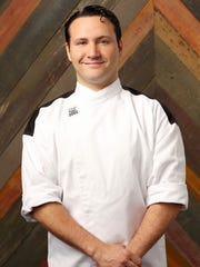 """Cameron Spagnolo of Jersey City is a contestant on Gordon Ramsay's """"Hell's Kitchen."""""""