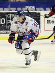 Broc Little has played professionally in Sweden and