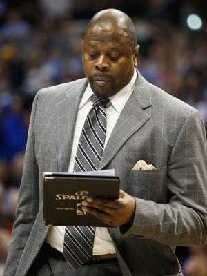 Hornets assistant Patrick Ewing has developed a huge reputation around the NBA.