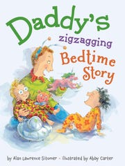 daddy's zigzagging cover