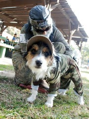 The Howl-O-Ween Pet Costume Parade & Contest is 10 a.m. Saturday, Oct. 31, at Plaza Park, 700 S. Plaza St. Visalia.