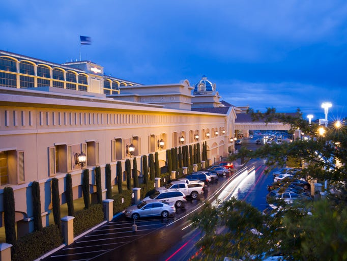 Off-Strip, the Suncoast Hotel & Casino offers 388 rooms