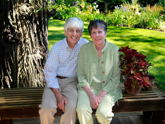 Fred and Kay Austermann have lived at their home in