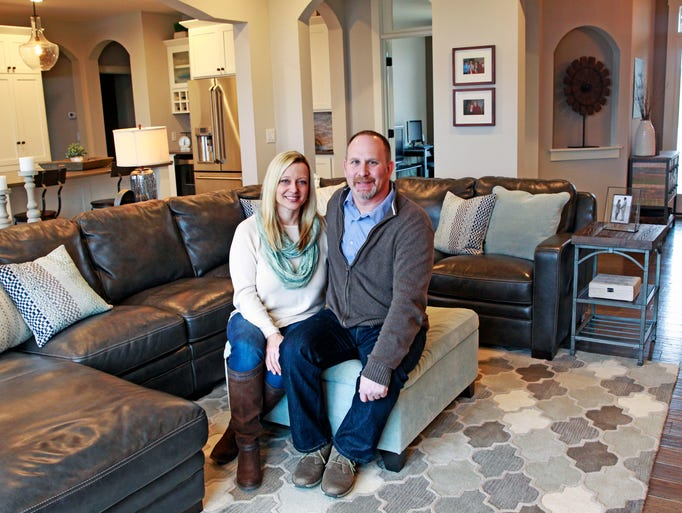 Kim and Mike Gallo brought past experience and personal