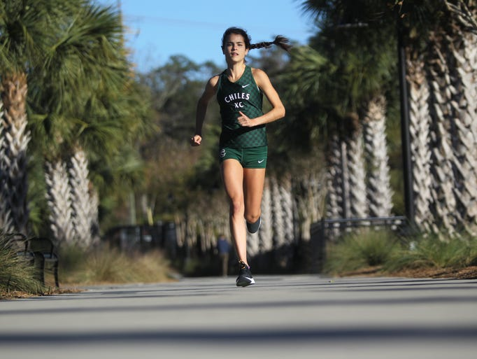 Chiles senior Ana Wallace is the 2017 All-Big Bend