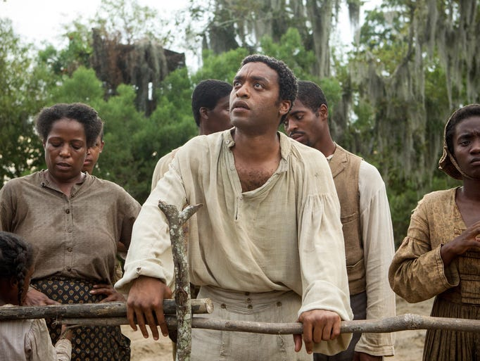 2013: '12 Years a Slave' based on the book by Solomon