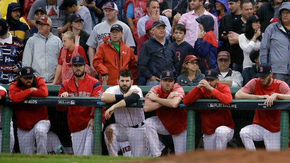 Which of MLB's expected contenders is most likely to disappoint in 2018?