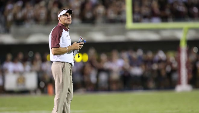 Mississippi State coach Dan Mullen will discuss his team's matchup against BYU on Saturday.