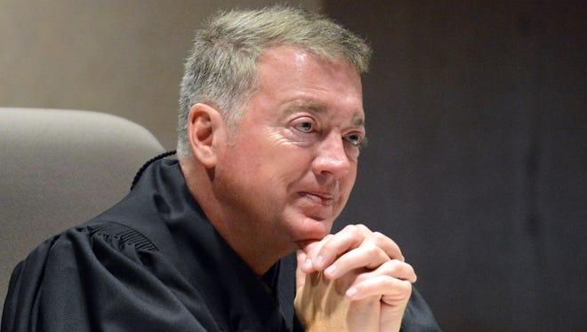 Fairfield County Judge David Trimmer