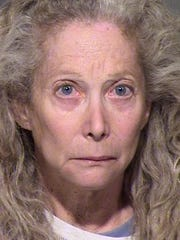 Andrea Rene Mikkel was arrested for animal hoarding and cruelty in Phoenix.