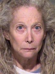 Andrea Rene Mikkel was arrested for animal hoarding