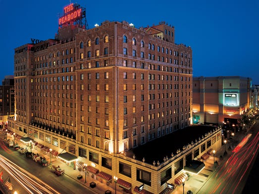 Memphis pyramid brings bass pro shops new lodging to for Luxury hotels in memphis tn