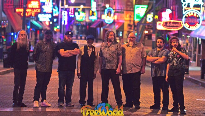 Veteran band FreeWorld will play the Cooper Young Festival on Sept. 15.