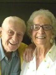 Albert and Dorothy Fairhurst