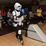 USS Continuum and the 501st Parjai Squad present Costume Bowl II supporting  Manna Food Pantries & the Gulf Coast Kid's House at Cordova Lanes.