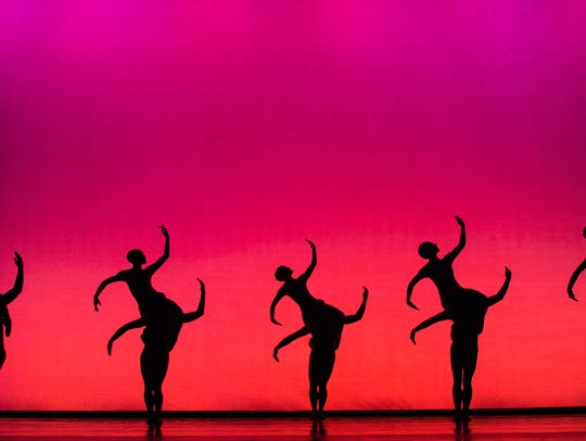 MOMIX, directed by Vermont native Moses Pendleton,