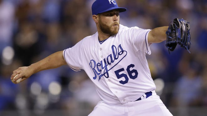 A key fixture in the Kansas City Royals bullpen during their World Series runs in 2014-15, Greg Holland has returned to the Royals and become a big factor in the relief success the team has experienced in 2020.