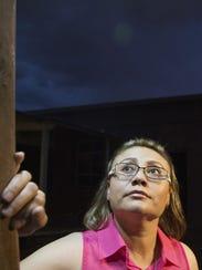 In August 2014, Rosa Imelda Robles Loreto took sanctuary