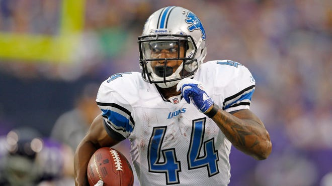 Former Detroit Lions running back Jahvid Best hasn't played football since October 2011 when he suffered his last concussion.