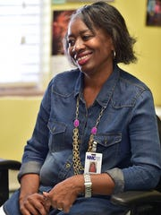 Social worker Katherine Mickens talks about her hometown of Macon.