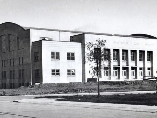 armory 1942