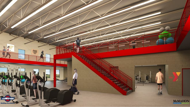 Heart of the Valley YMCA is in the midst of an expansion and renovation.
