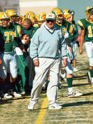 New Mexico Hall of Fame coach Jim Bradley passed away in 2015 at the age of 82.