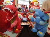 Toy reviewer, 7, is king of his own toy world