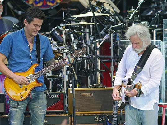 Dead and Co Mayer and Weir