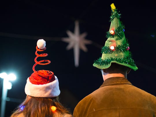 Light Up Night, Dec. 2 | Downtown York: Enjoy live entertainment, food, carol singalongs, lighting the tree and more from 5 to 8 p.m. Dec. 2 in multiple locations including Capitol Theatre, Continental Square, Central Market, Christ Lutheran Church, and Martin Library. Light Up Night will also serve as a collection point for Toys for Tots and guests are asked to consider bringing a new unwrapped toy. For details, visit yorkcity.org.
