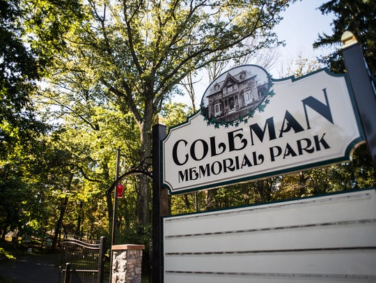 Coleman Park's Music at the Park concert series begins on Sunday with bluegrass band Crow Hill.