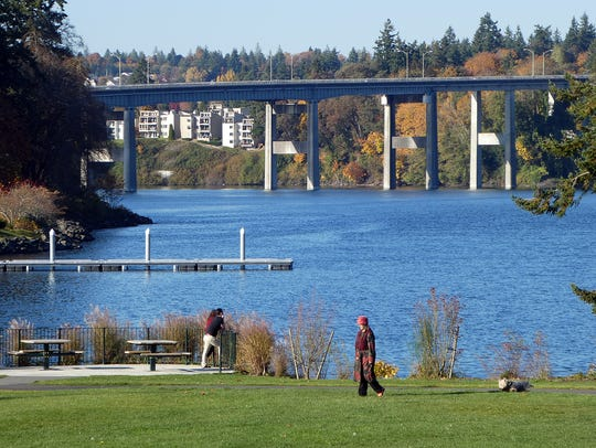 Evergreen-Rotary Park's Smith Cove was once a much