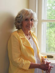 Author Sue Grafton.