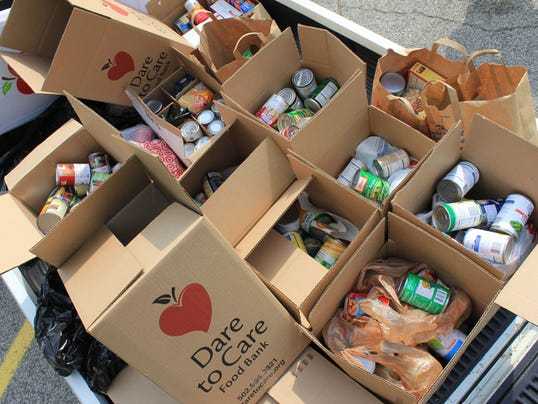 Chenoweth Elementary will collect food for Dare to Care Wednesday 1