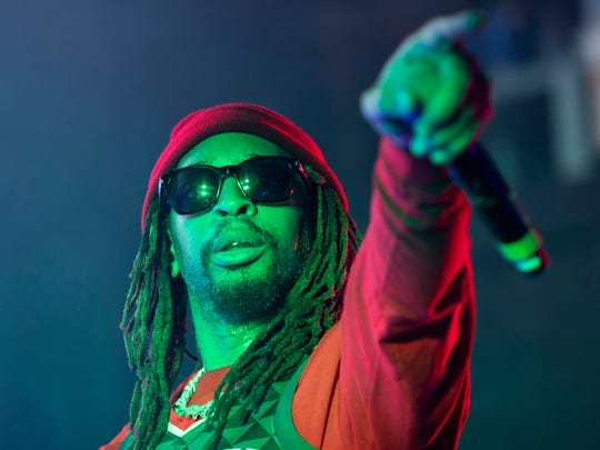 Lil Jon performs during Shaq's Fun House at Live! at
