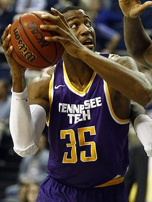 Anthony Morse has helped lead Tennessee Tech into the  thick of the OVC East Division race.