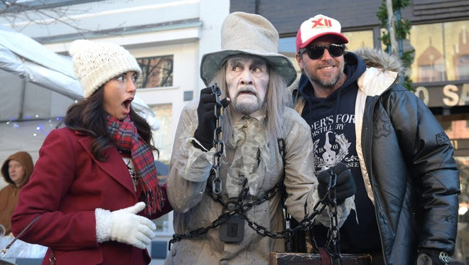 Dickens of a Christmas is Saturday and Sunday in downtown Franklin. Free!