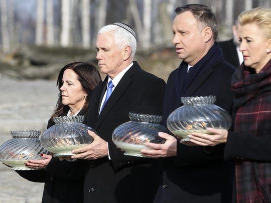 Poland United States Auschwitz