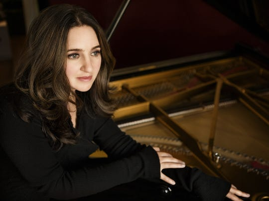 Simone Dinnerstein returns to the Chandler Music Hall for a Saturday recital.