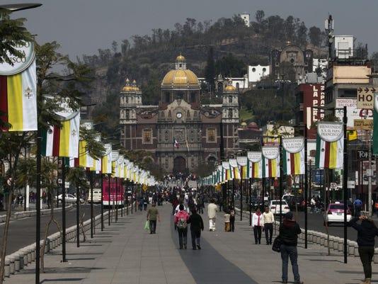 Mexico Pope_Jone