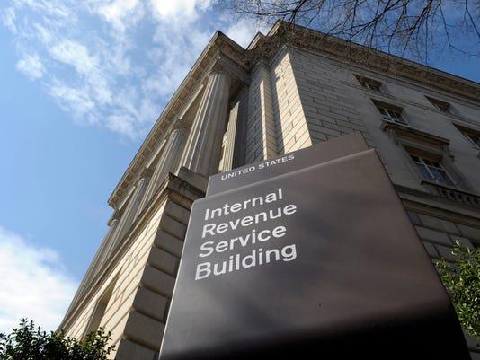 AP IRS INVESTIGATION A USA DC