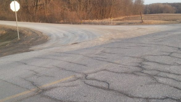 A bill calls for increasing speeds on rural, two-lane paved roads.
