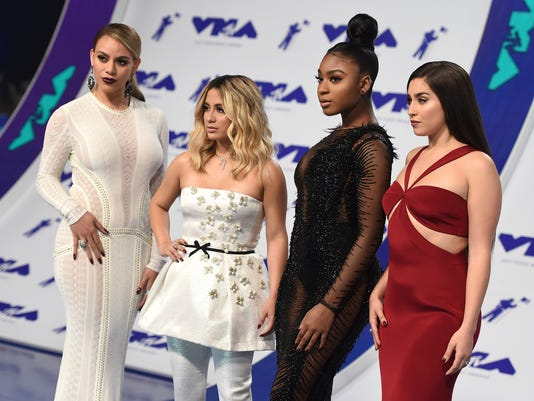 AP 2017 MTV VIDEO MUSIC AWARDS - ARRIVALS A ENT USA CA