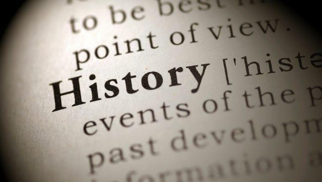 History book.