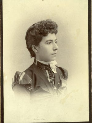 """Josephine Sarah """"Sadie"""" Marcus was an aspiring actress and dancer who ran away from home and met Wyatt Earp in 1881. After the gunfight at OK Corral, the two reunited in San Francisco and stayed together for the next 45 years."""